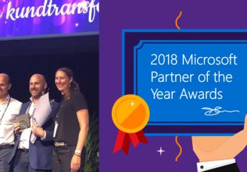 Sekoia wins Microsoft partner of the year Award