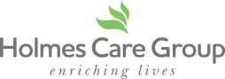 holmes care group logo