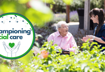 """Social Care Leaders Launch New Cross-Sector Initiative """"Championing Social Care"""""""