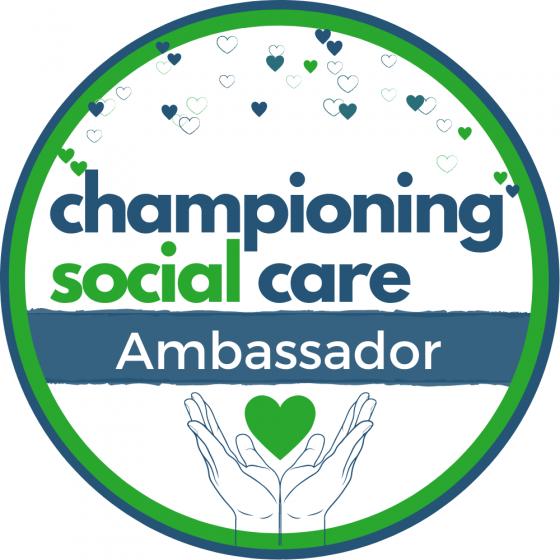 Championing social care
