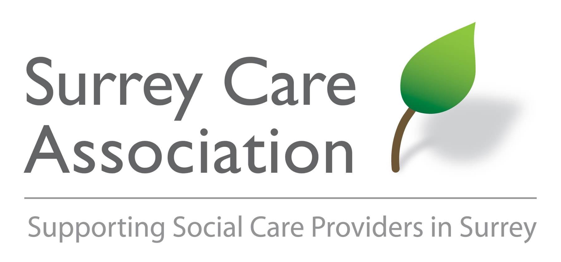 Surrey Care Association logo